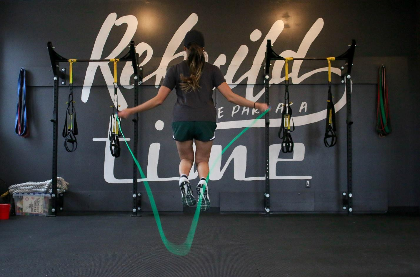 jump rope every day