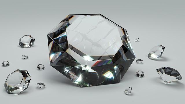 Kim cương lục giác nhân tạo có thể cứng hơn kim cương tự nhiên - 1