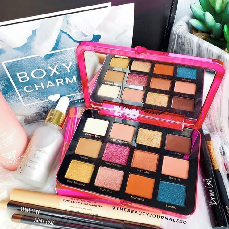 BoxyCharm Subscription Review 1