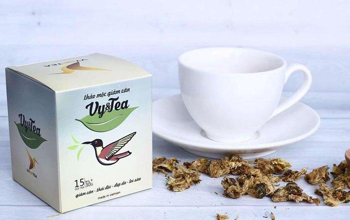 Trà vy&tea của công ty HAVYCO lựa chọn hàng đầu cho người thừa cân, béo phì