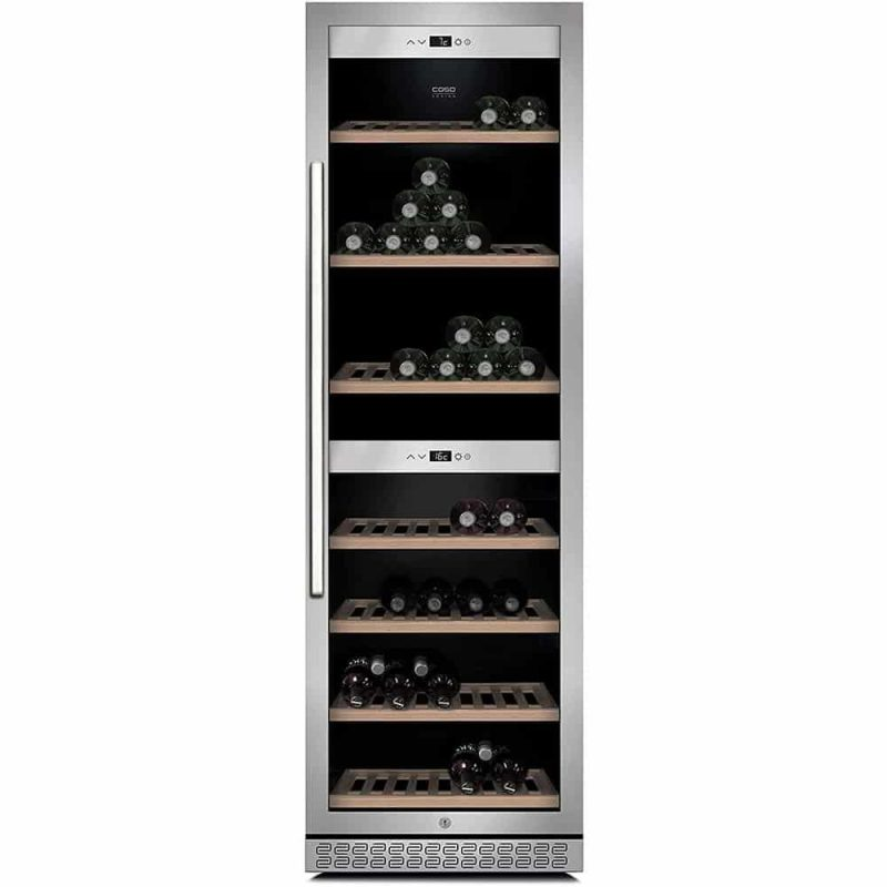 Tủ Bảo Quản Rượu Vang Caso 180 Chai WineChef Pro