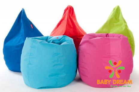 Gối lười hạt xốp BabyDream đem đến cho bạn đa dạng về màu sắc