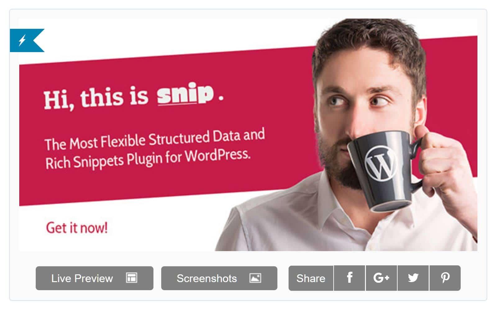 6 Plugin Rich Snippet untuk Meningkatkan Traffic Organic: Rich Snippets WordPress Plugin