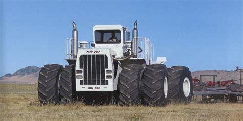 The Big Bud 16V 747 Tractor | Octane Press