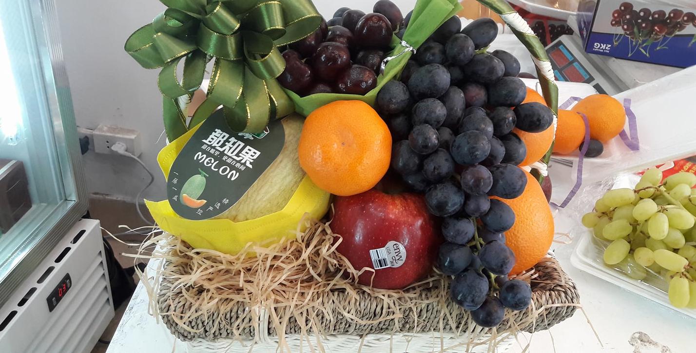 Golden Ant là chợ đầu mối trái cây nổi tiếng nhất tại nước ta