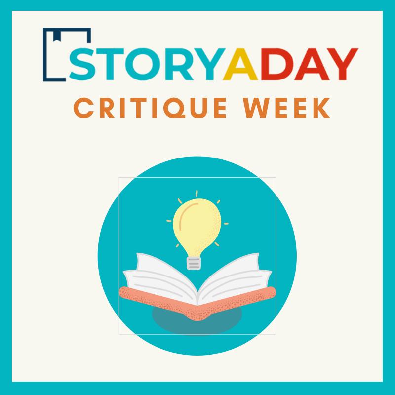 Critique Week Logo