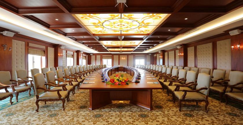 phòng hội nghị Diamond Hall FLC Vĩnh Phúc