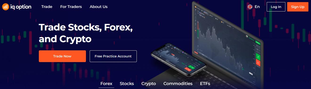 iq option trading in singapore