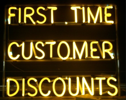 Customer Discounts | LP Solutions | Advice