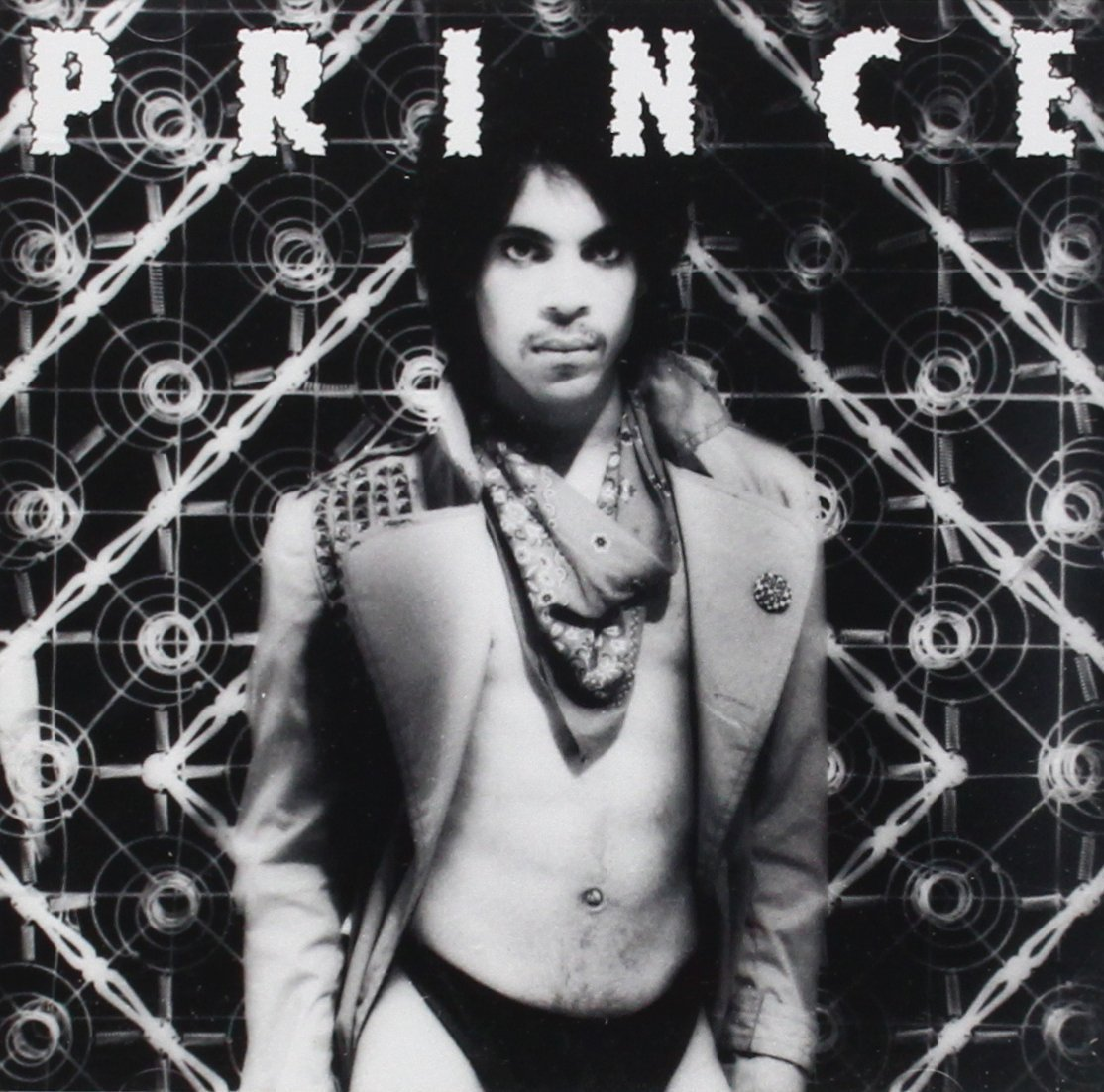 Prince - 'Dirty Mind' cover art