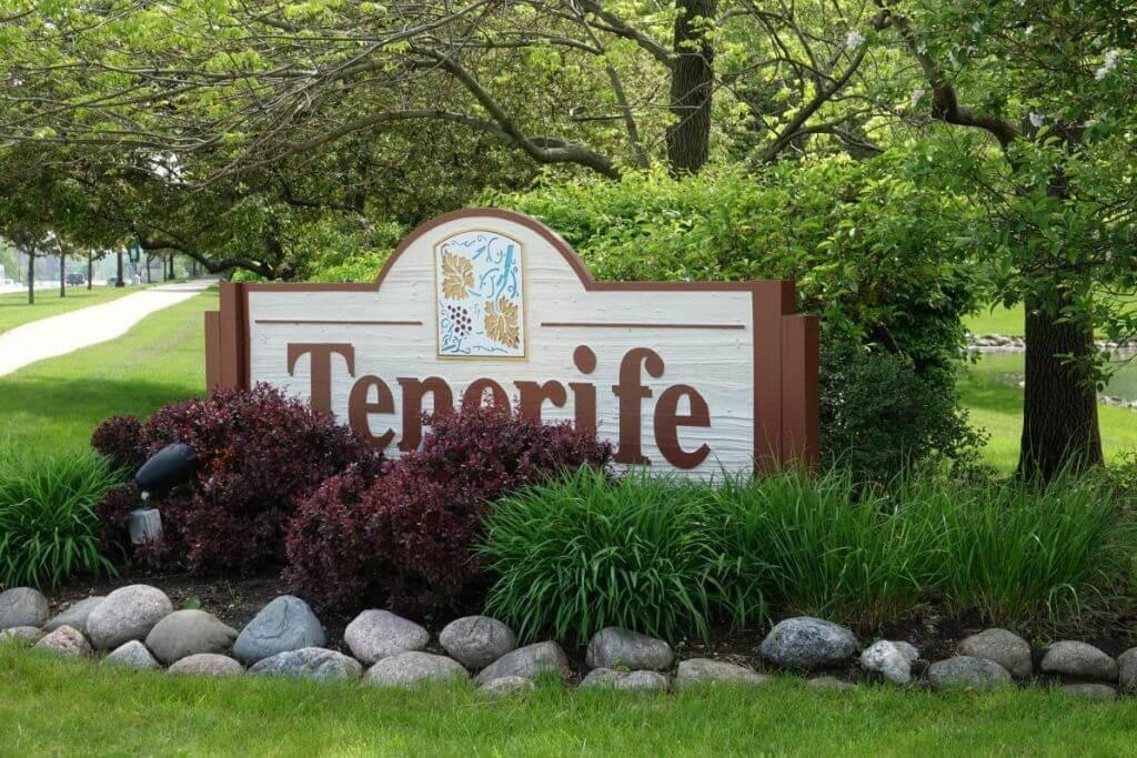Buffalo Grove - Tenerite Subdivision