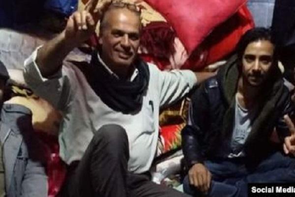 الناشط العراقي علي اللامي قتيل المليشيات الموالية لايران