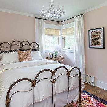Bedroom Window Treatment Ideas for Multiple Window