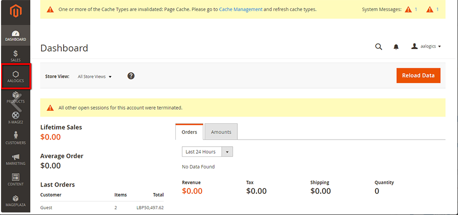 a must have Magento Dropship extension