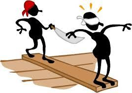 Résultats de recherche d'images pour «walking the plank cartoons»