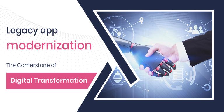 Legacy APP Modernization - Digital Transformation