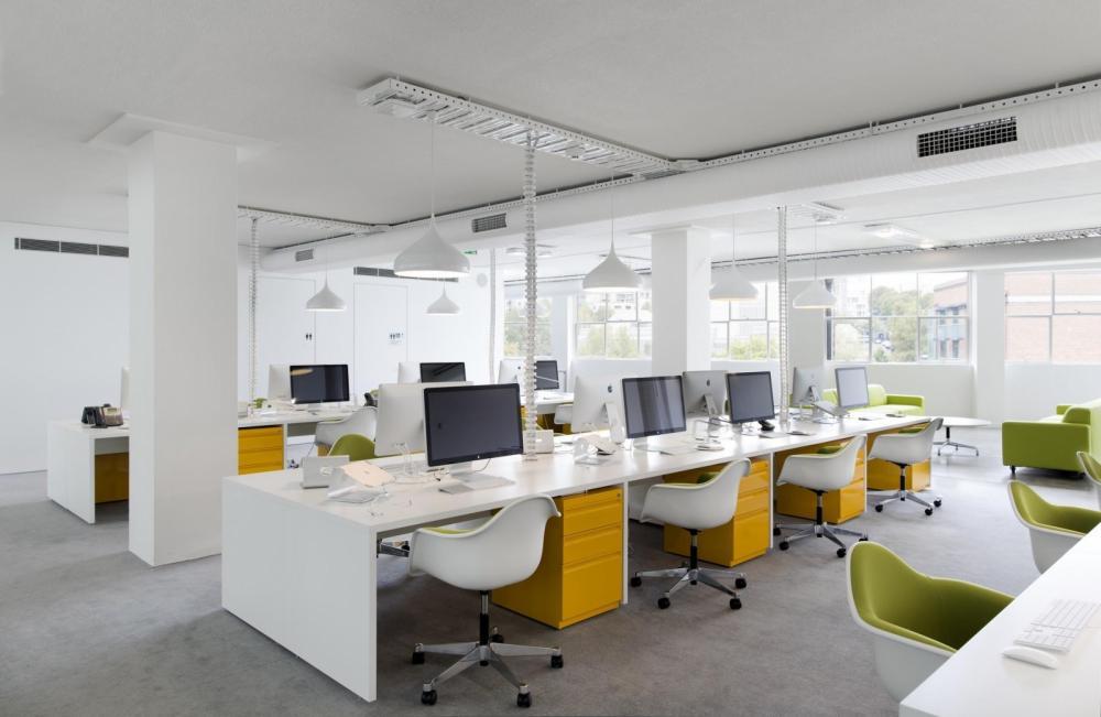 Thiết kế văn phòng làm việc ảnh hưởng lớn đến hình ảnh và thương hiệu của công ty