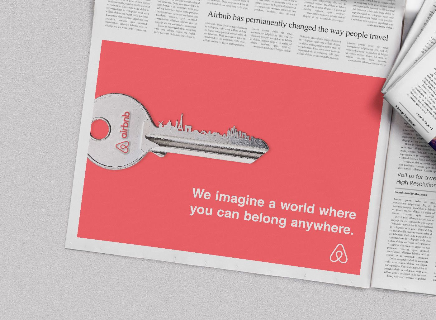 Airbnb-ad