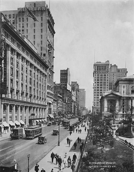 Aeolian Hall in 1919.jpg