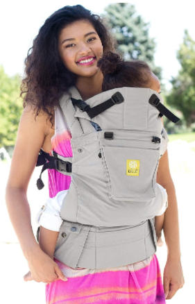 #1. Lillebaby Complete, #1 carrier for baby back support