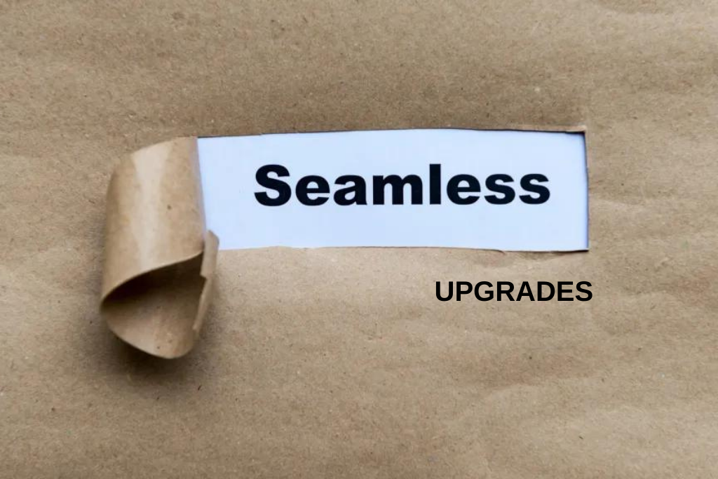 benefits of software as a service- seamless upgrades-patternbots