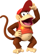 Mario Kart Tour Characters, diddy kong