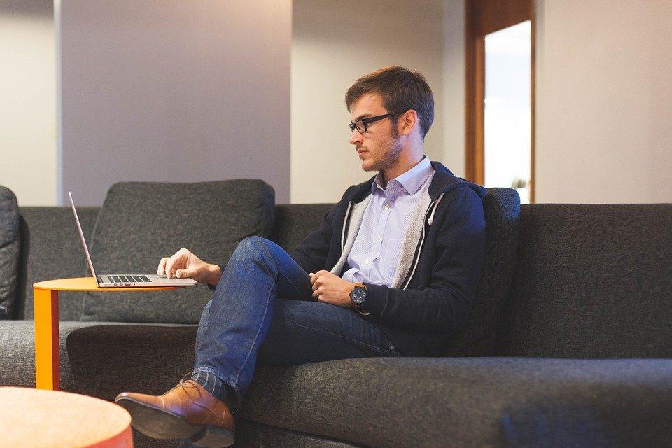Entrepreneur, Startup, Start-Up, Man, Planning