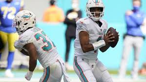 Dolphins' Tua Tagovailoa tosses first career TD vs. Rams | Fox News