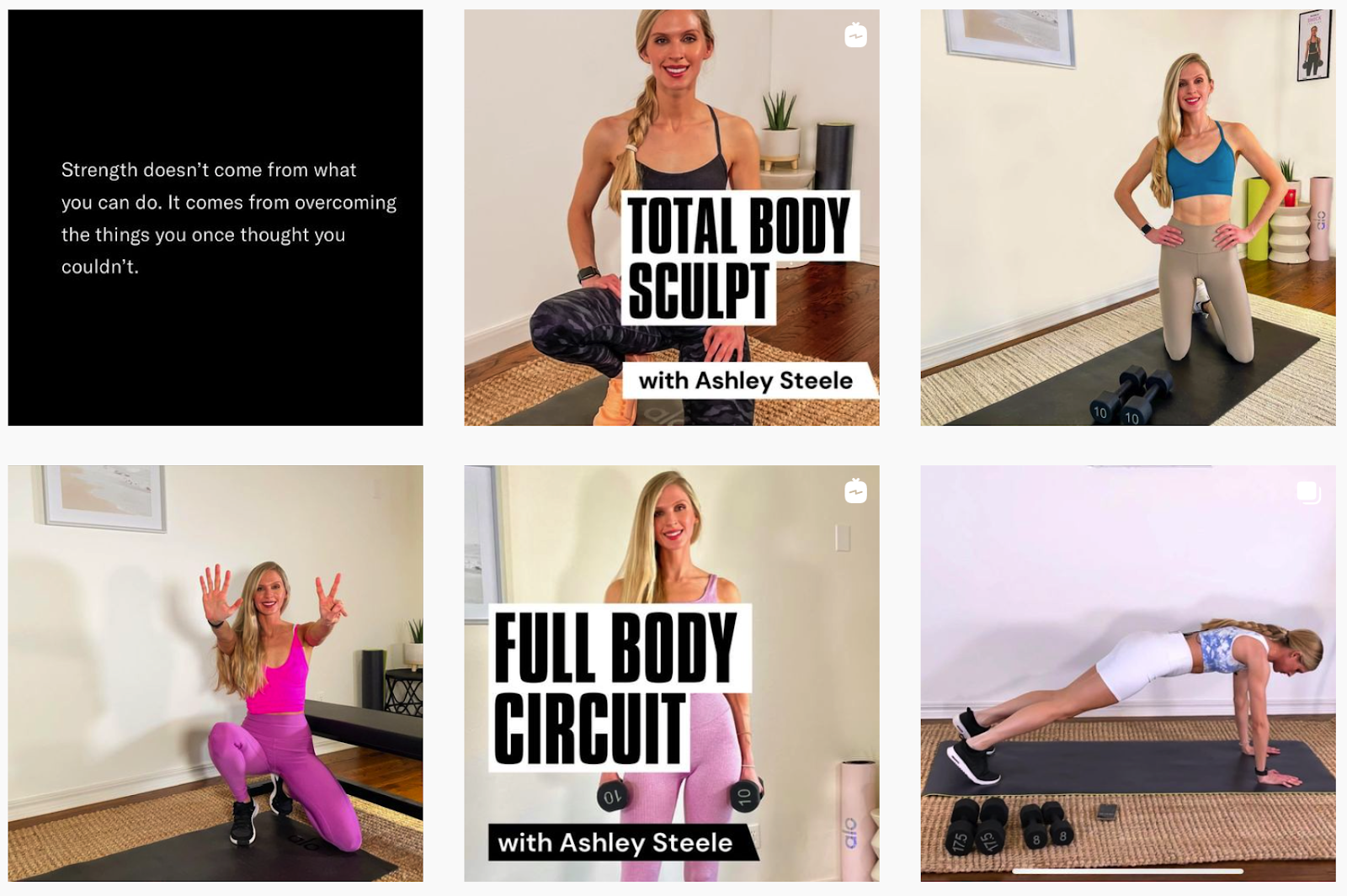 SHOCK | Fitness Influencer Programs Featured on Afluencer