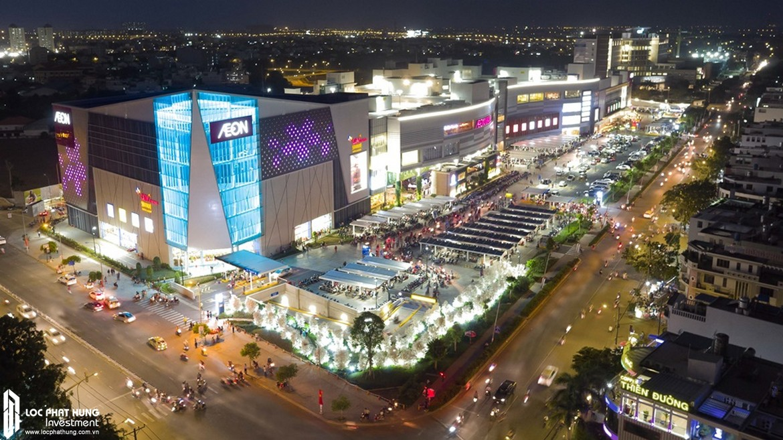 Siêu thị Aeon Mall Bình Tân