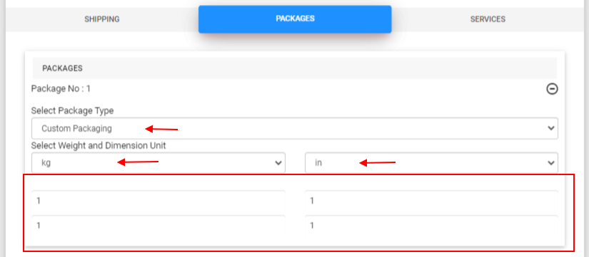 Shipping Calculator, Purchase Shipping Label & Tracking for Customers | Custom packaging options