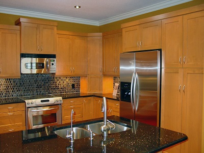 Kitchen Plumbing Remodel