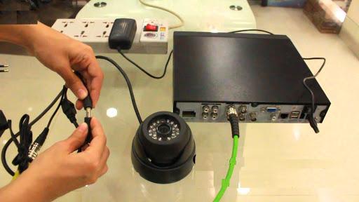 sửa chữa camera hải phòng