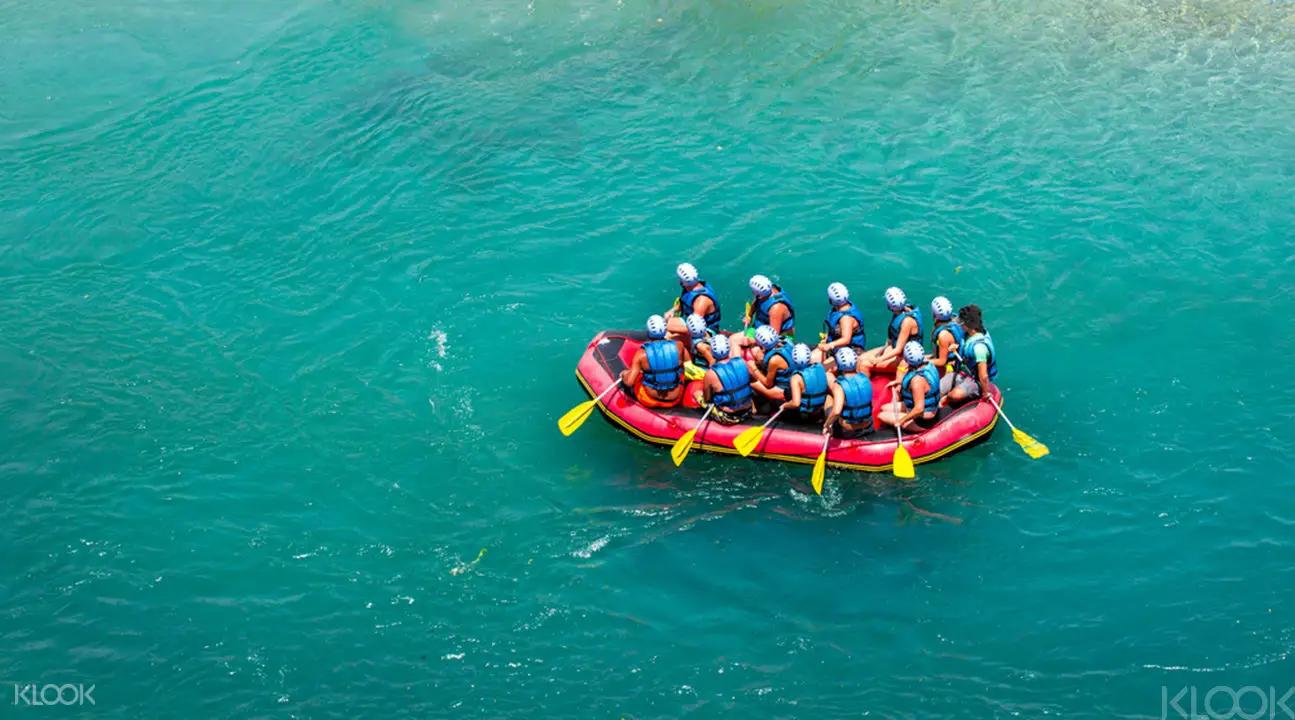 追求刺激水上活動|秀姑巒溪泛舟半日遊體驗