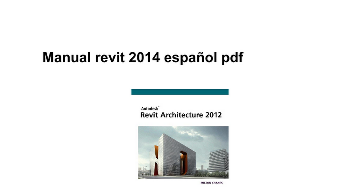 Manual Revit 2014 Espa 241 Ol Pdf Google Docs border=