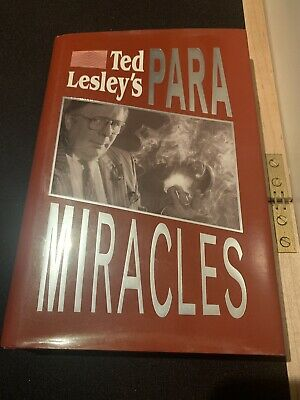 mentalist book - paramiracles by ted lesley