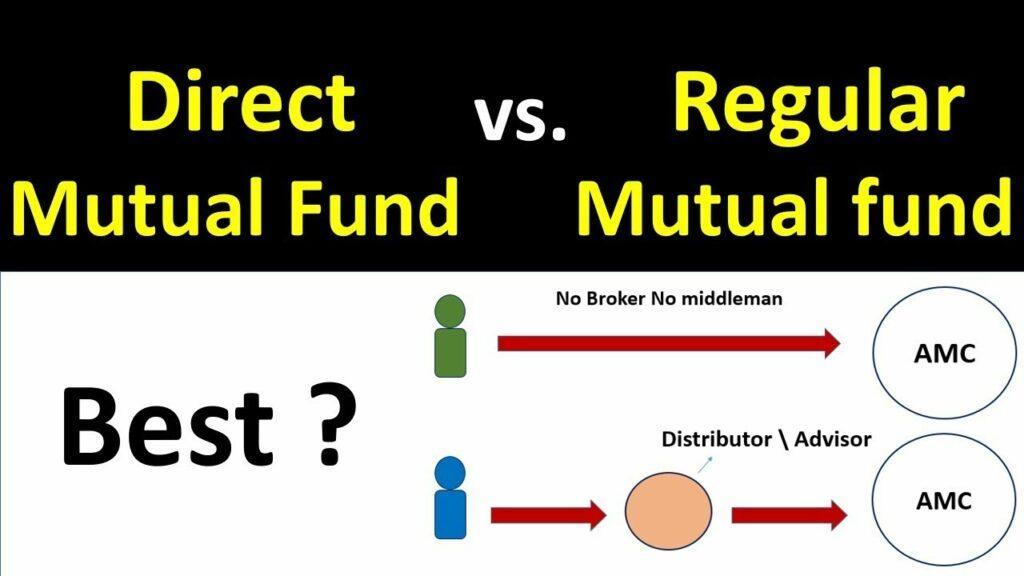 shift to Direct Mutual Funds