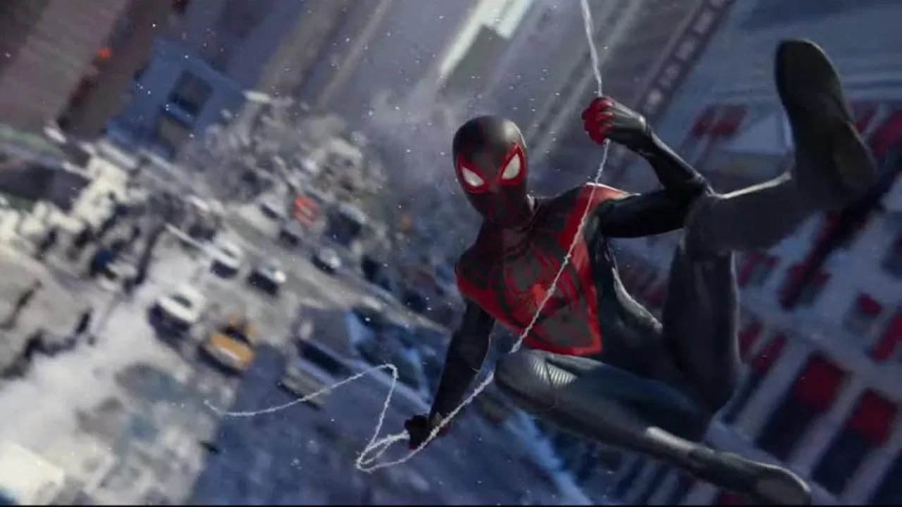 Spider Man: Miles Morales. (Foto: Reprodução/Youtube/PlayStation)