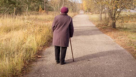 Wandering and Alzheimer's Disease | National Institute on Aging