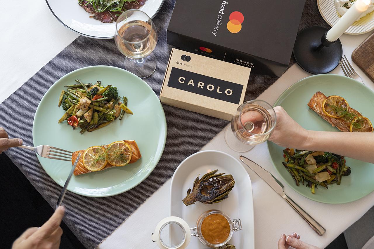 carolo mastercard
