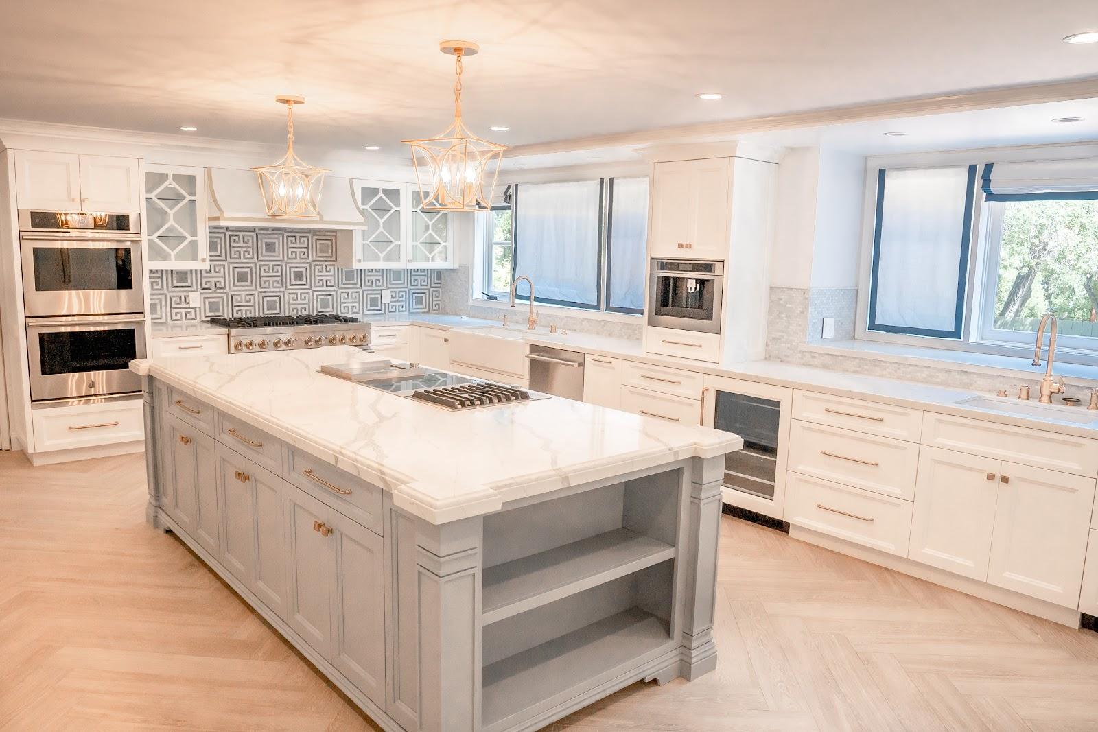 beautiful kitchen san Diego home