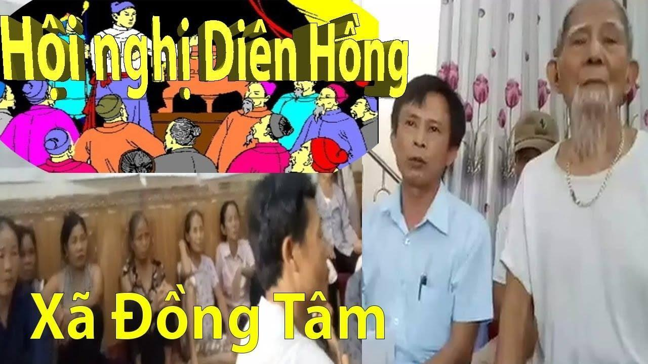 Hội nghị công dân Đồng Tâm