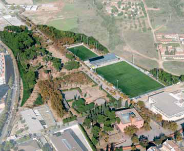 El parque de la torre roja grup ecologista terra i sal - Calle torrente valencia ...