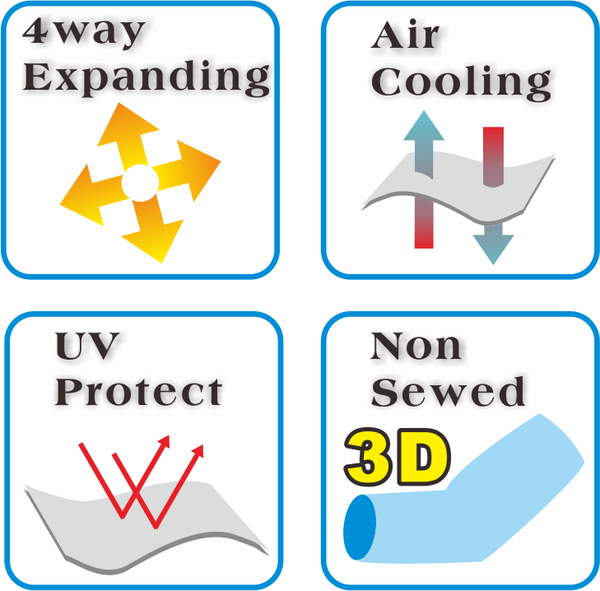 chất lượng găng tay chống nắng aquax