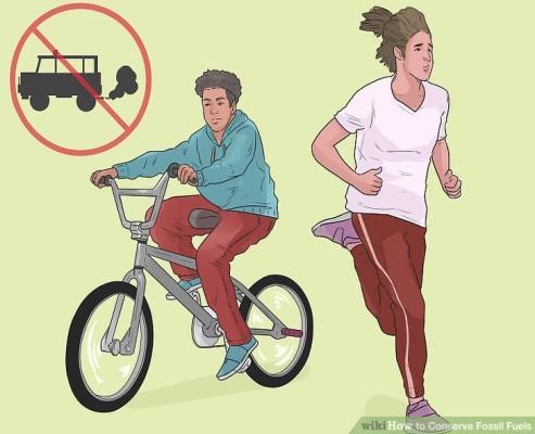 Резултат с изображение за use bike or walk to save energy