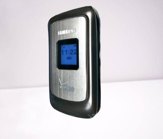Samsung Knack U310 Flip Phone