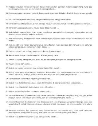 Soal Essay Dan Jawaban Kewirausahaan Kelas 10