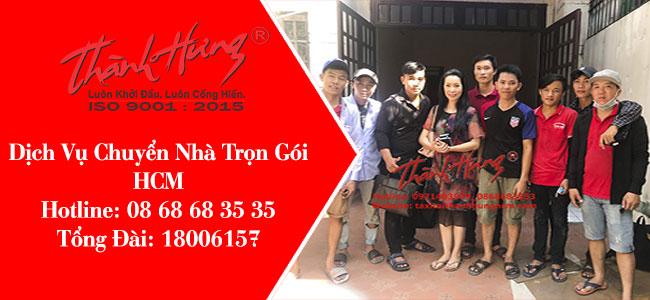 Đơn vị chuyển văn phòng uy tín nhất thành phố Hồ Chí Minh