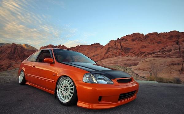 Honda Civic EK Coupe (Civic คูเป้)