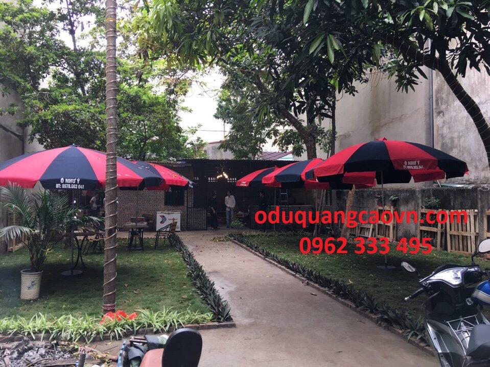Địa chỉ bán ô dù quảng cáo